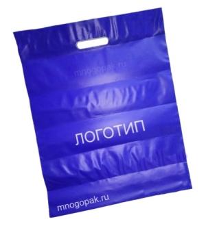 пакет пэперматч с логотипом