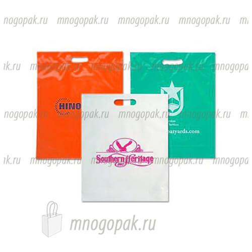 Пакеты с логотипом оптом купить