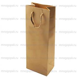 Пример пакета для бутылок