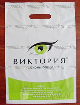 Пример пакета COEX с вырубной ручкой