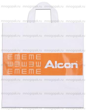 Пример пакетов с логотипом