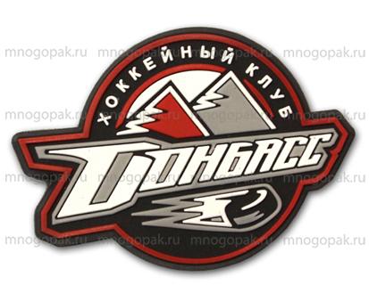 Пример магнитов с логотипом