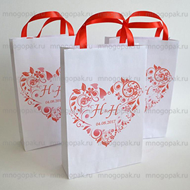 Пример свадебного пакета