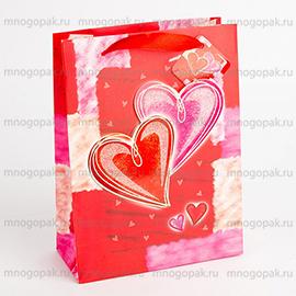 Пример пакета на День святого Валентина