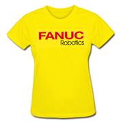 Пример женских футболок с логотипом