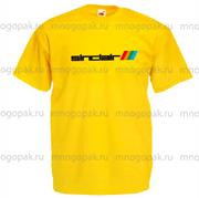 Пример мужских футболок с логотипом