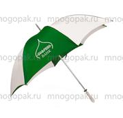 Пример рекламного зонта
