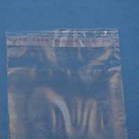 Пакет со скотч-клапаном