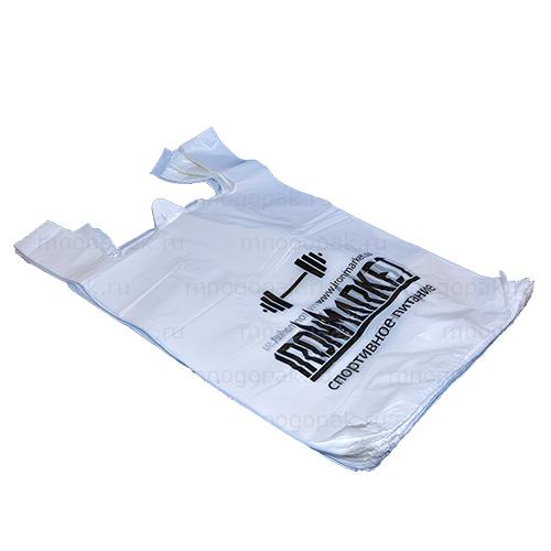 Заказ пакетов из бумаги крафт с логотипом