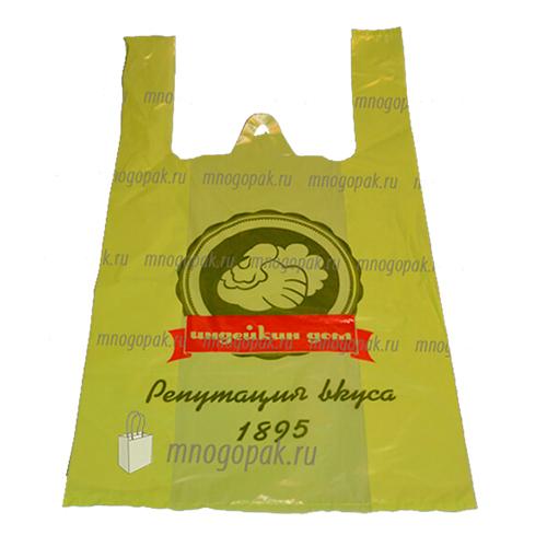 Пакет майка с логотипом Индейкин Дом