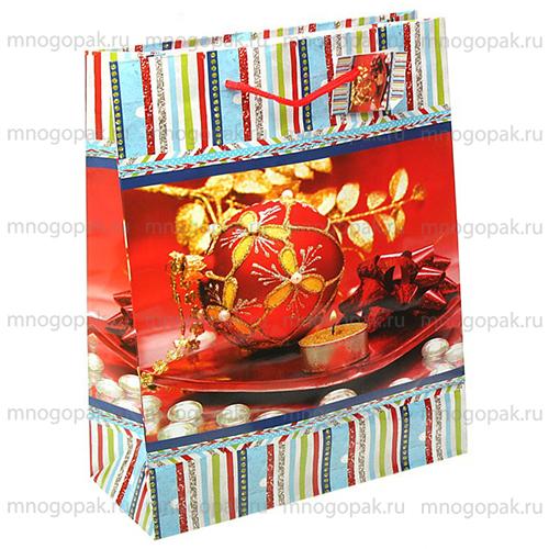 Производство новогодних пакетов