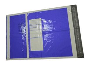 образец курьерского пакета