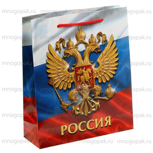Производство пакетов ко дню России
