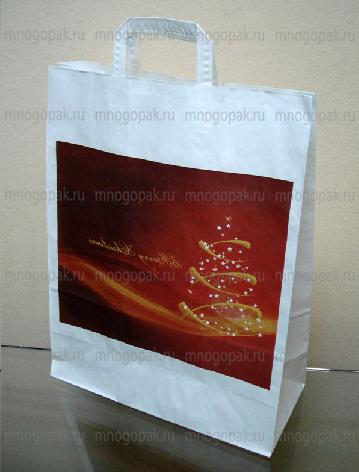 Производство рождественских  пакетов