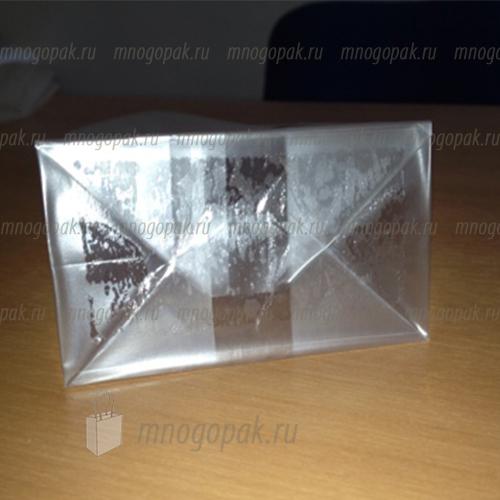 Пакеты с боковыми складками и прямоугольным дном