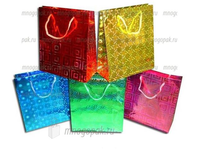 Производство подарочных  пакетов