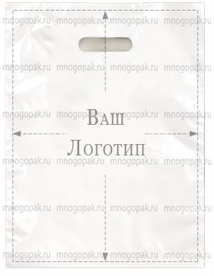 Пакеты с укрепленной вырубной ручкой