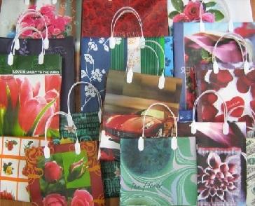 Подарочные пакеты или эффектная упаковка