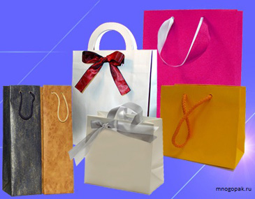 Подарочные пакеты на  День защиты детей