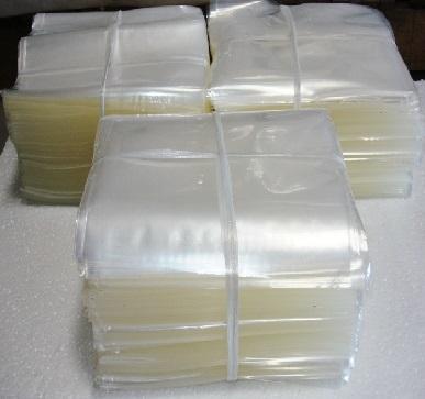 Полиэтиленовые пакеты для борьбы с гололедицей