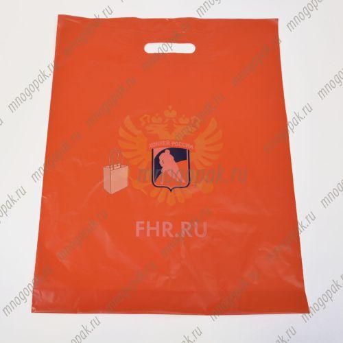 FHR, красный маленький хоккейный пакет