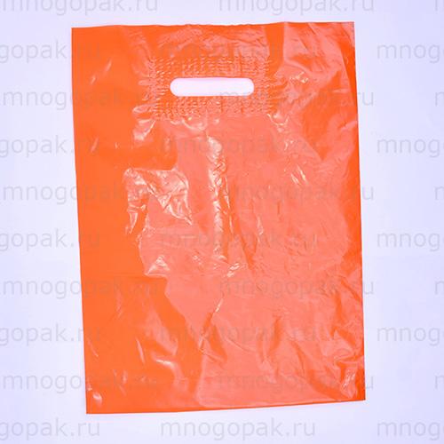 Пакет ПВД ВУР, 20х30/80мкм
