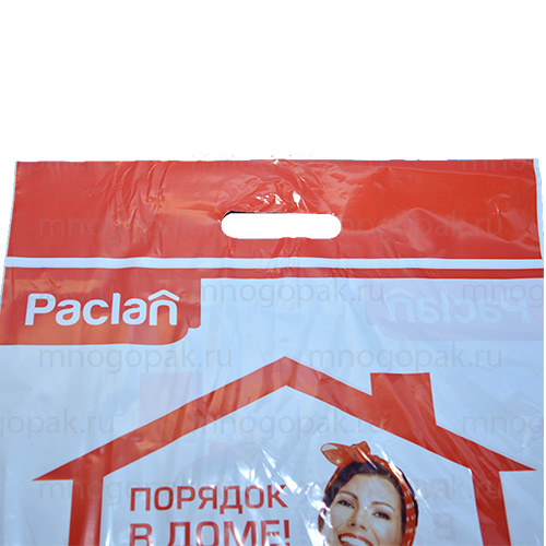 "Пакет ПВД ВУР ""Паклан"", 40х50/70мкм"