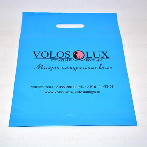Заказать пакеты с собственным логотипом в Москве