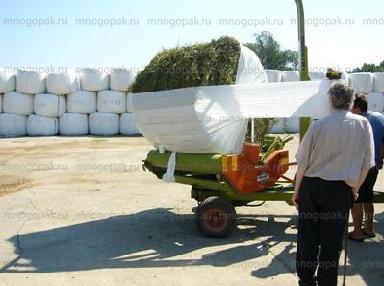 Стрейч-пленка для сенажа