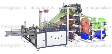 станок для производства пакетов