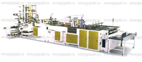 станок для оказания услуг флексографии на пакетах